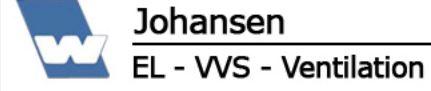 W. Johansen EL - VVS - Ventilation